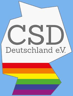 Mitglied im CSD Deutschland e.V.